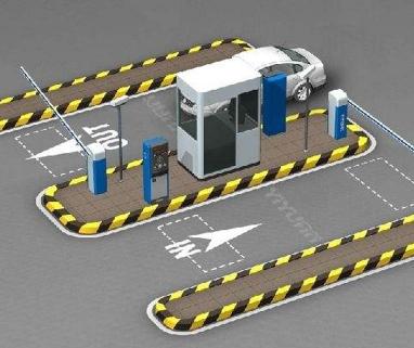 烟台停车场收费系统